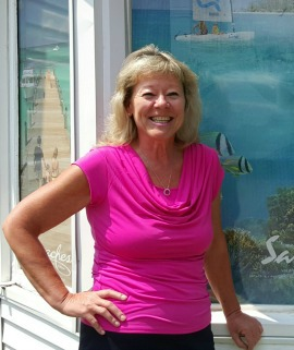 Anita Hynes-Giguere - Owner of Hudson Village Travel