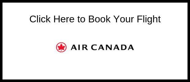 Book your Air Canada Flight
